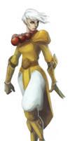 Diablo 3 Monk by EvilPNMI