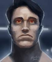 The Terminator - 1984 (Study) by EvilPNMI