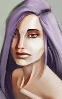 Lestaelle - portrait by EvilPNMI
