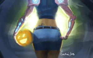 Halloween Lanaelle by EvilPNMI