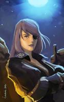 Lestaelle - Fanart Final Fantasy XIV by EvilPNMI