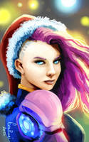 Merry Christmas - 2015 by EvilPNMI