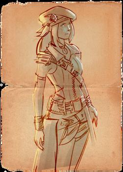 Final Fantasy XIV - Mae Reed