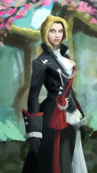 Final Fantasy XIV - Azureal Lorelei