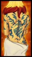 Alhanyah - Phoenix by EvilPNMI