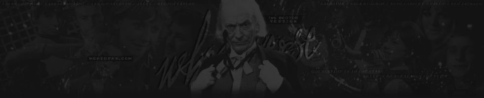 Doctor Who - Header #03