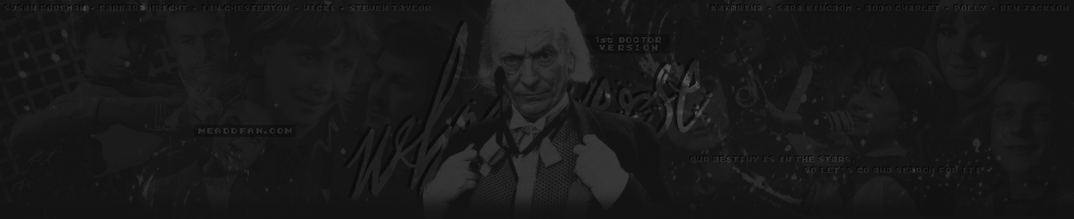 Doctor Who - Header #03 by twnchest