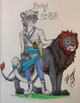[Mischief and Malice] by RayuEternal