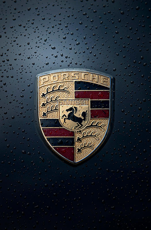 Porsche logo by PvP