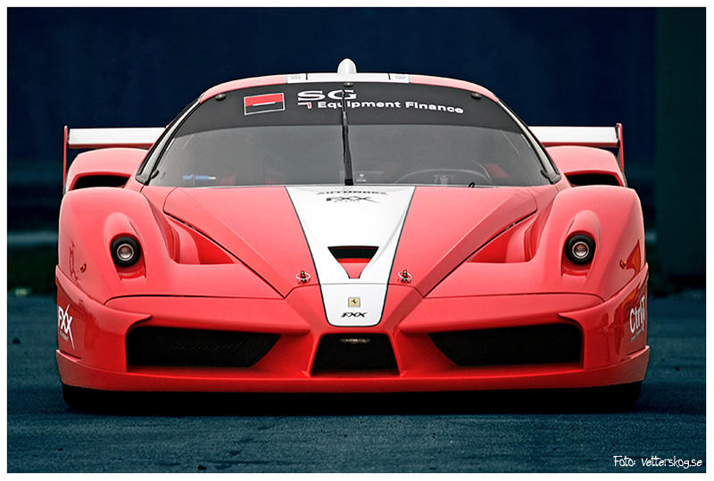Ferrari Beast by PvP