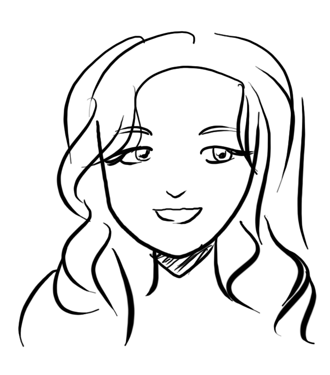 Quick Sketch - Lisa S. by ADayIn