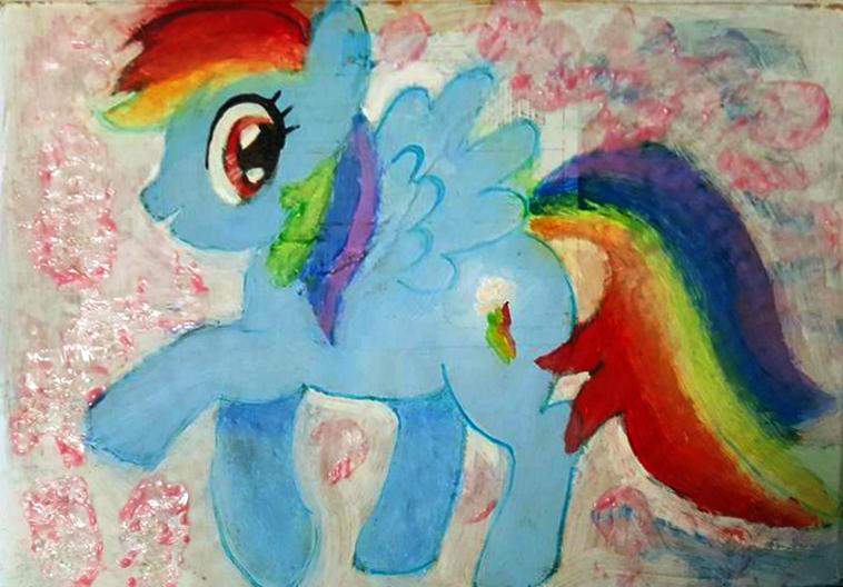 Valentine's Box Rainbow Dash by ADayIn