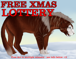 FA only - free xmas lottery by Ravica