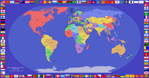 Alt-History Political Map