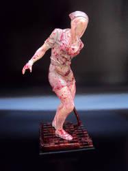 Bubblehead Nurse 1/6 - Silent Hill by Bluudy