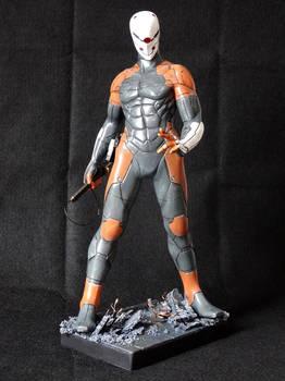 Grey Fox 1/6 - Metal Gear Solid