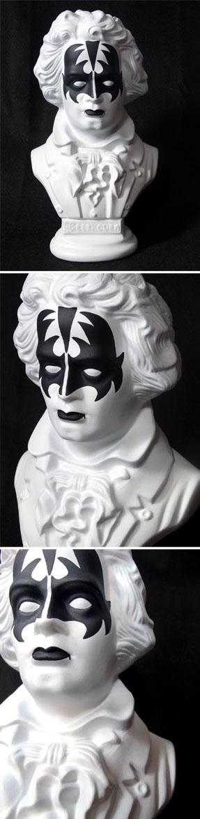 Beethoven Bust - Custom