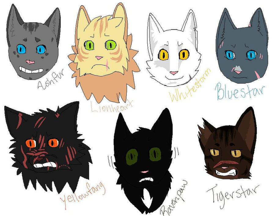 Warrior Cats Wallpaper Thunderclan
