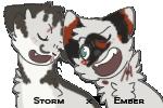 Stormleap Emberstar WSC Stamp by SophSouffle