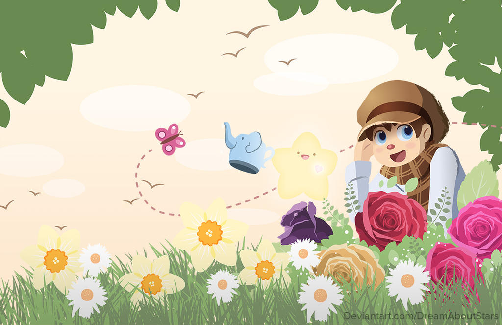 Spring Equinox by DreamAboutStars