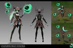 Underworld Syndra Final Concept