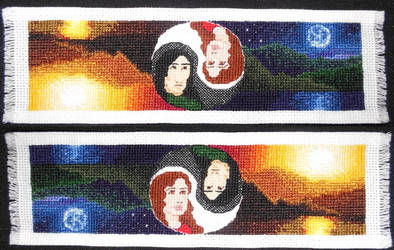 Day and Night bookmark by Keladry-Lupin