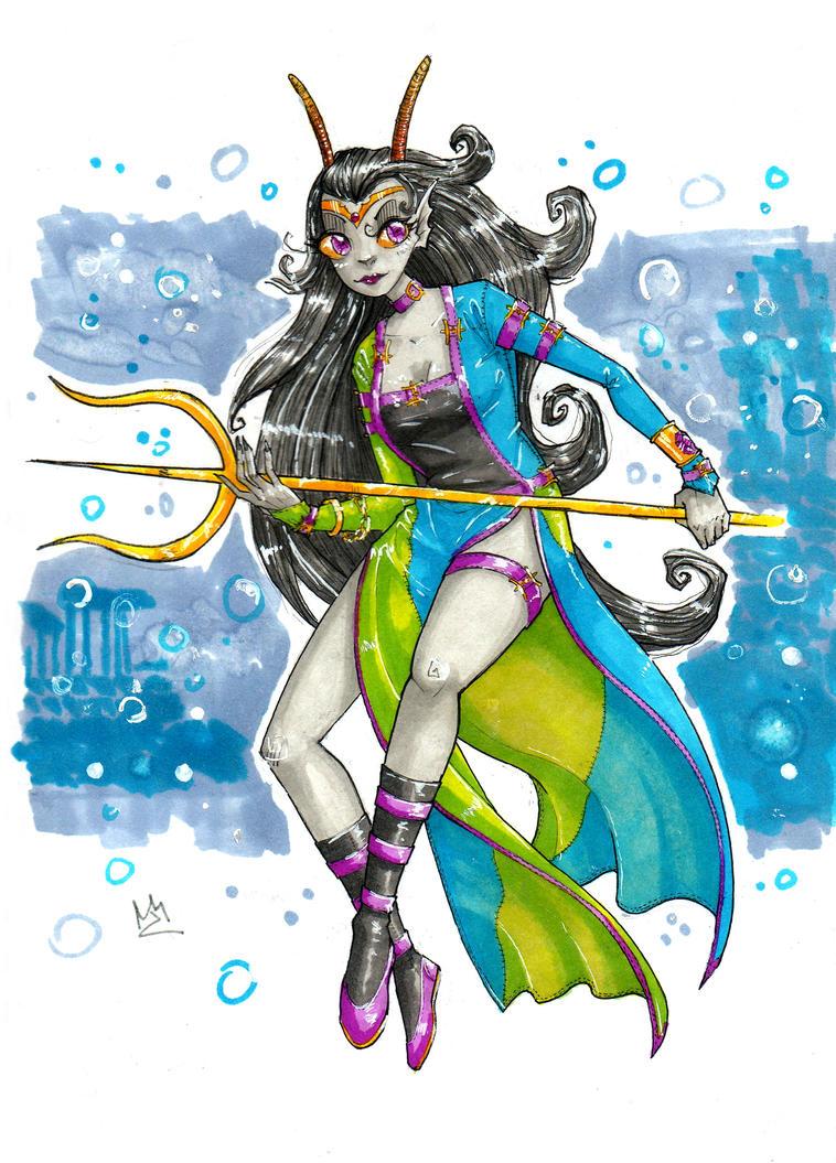 princess by m-z-k