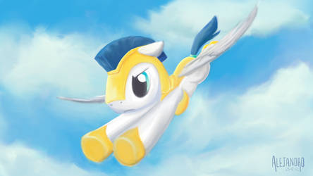 Fly Through the Sky