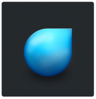 Drop icon by kuvaly