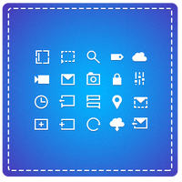 Monochromatic icons (now available)