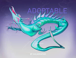 Galagraphic lizard Adopt Set Price [CLOSED]
