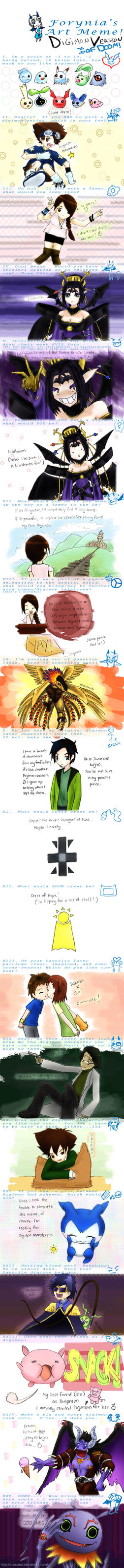 Digimon Meme of DOOM by c-sacred