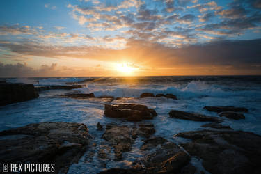 Maroubra Sunrise by arty-monster