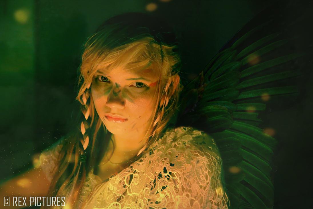 Angel of Vengeance by arty-monster