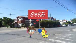 Timmy Imaginations Coca-Cola Logo