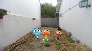 Gumball and Darwin Meets Carl