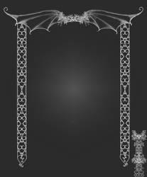 Corpse Wedding frame v2