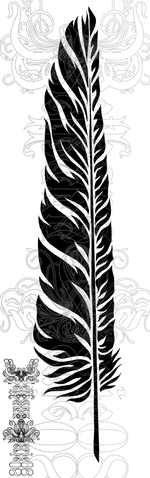 f718b4ce3 Images of Tribal Eagle Feather - industrious.info