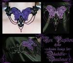 Nox Papillon choker