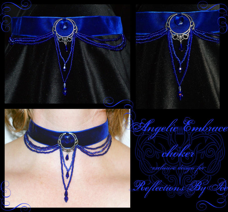 Angelic Embrace choker by redLillith