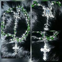 Rosary for Louis de Pointe du Lax