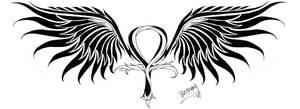 Winged Ankh ver2