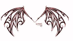 Deamon Wings