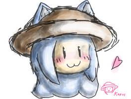 Kitty Kap by Kapus49