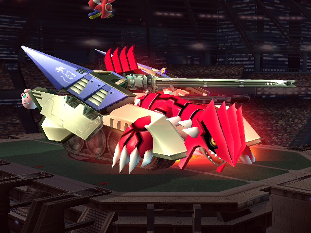 Groudon Tank. by Icepwned