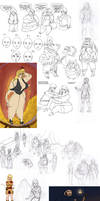 Sketch Compilation by Aka-FA