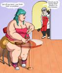 Bulma's addiction