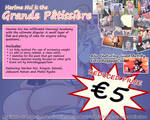 [READ DESC] Grande Patissiere: A KlK art pack by Aka-FA