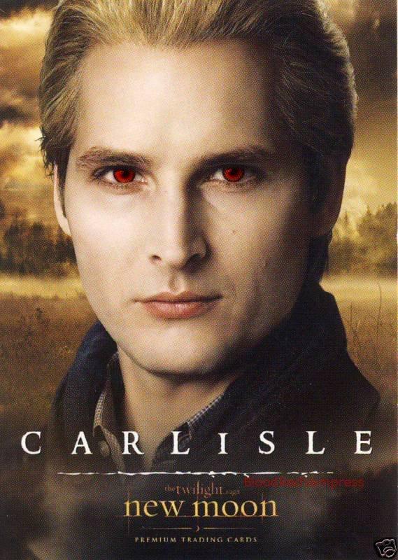 Carlisle red eyes by bloodredvampress on deviantart for New moon vampire movie