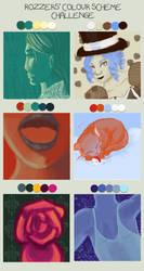Color Scheme Challenge by KaliDonovan